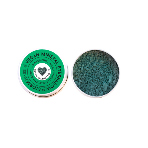 Love The Planet-Refillable Mineral Eyeshadow | Storm