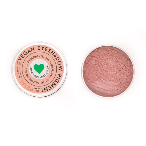 Love The Planet-Refillable Mineral Eyeshadow | Petal
