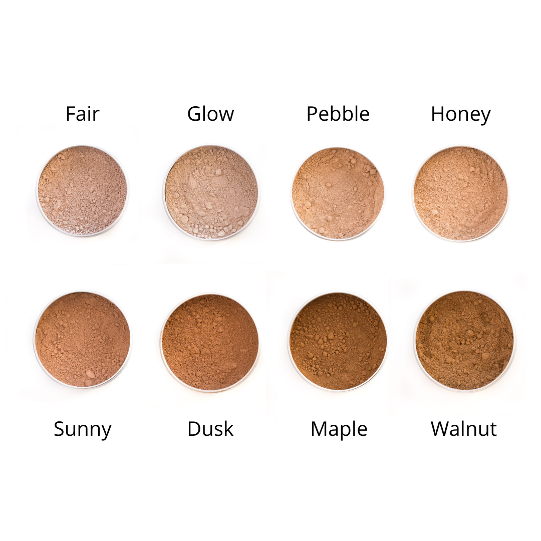 Love The Planet-Mineral Foundation Sample | Fair