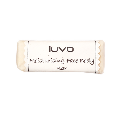 Iuvo-Face & Body Moisturising Bar | Unscented