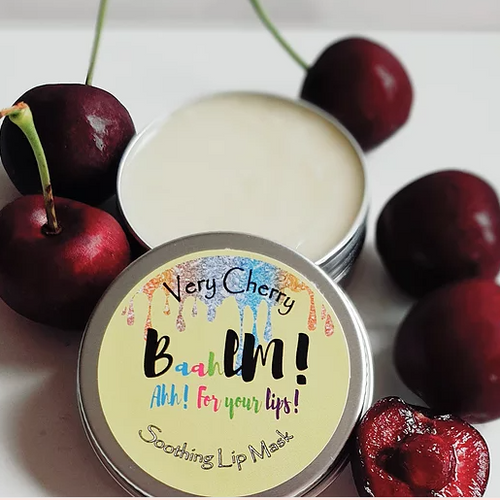 Baahlm-Lip Mask | Very Cherry