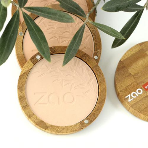 ZAO-Refillable Compact Powder | 5 Shades