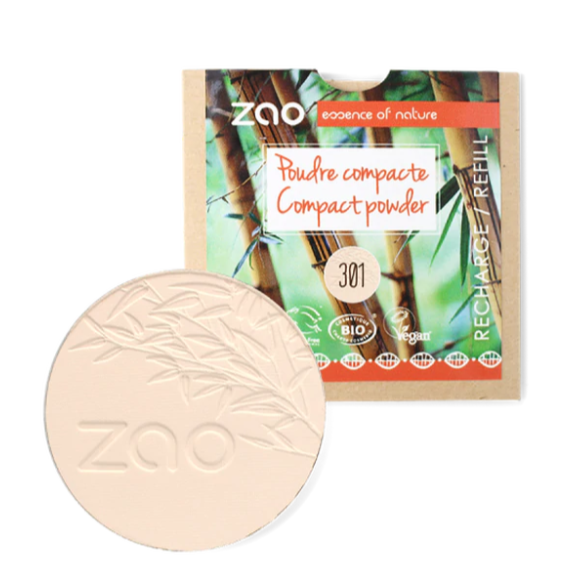 ZAO-Compact Powder REFILL | 5 Shades