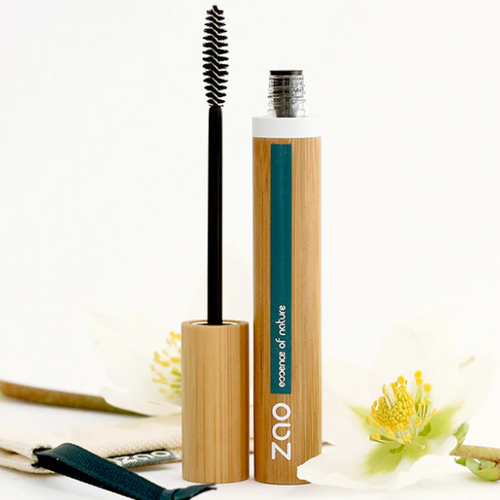 ZAO-Refillable Volume & Sheathing Mascara | 2 Colours