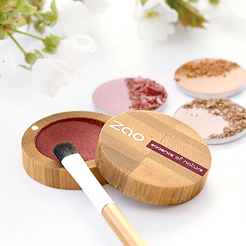 ZAO-Refillable Eyeshadows | Pearly