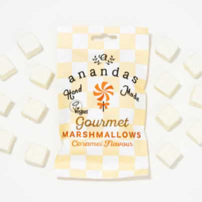 Ananda's - Mini Marshmallow Bag | Caramel
