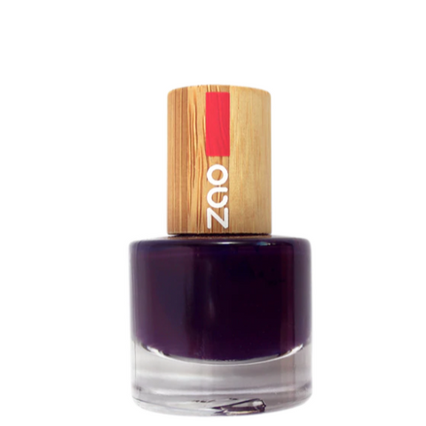 ZAO-10 Free Nail Polish | Blue Grey