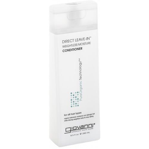 Giovanni-Direct Leave-In Conditioner - The Cruelty Free Beauty Box