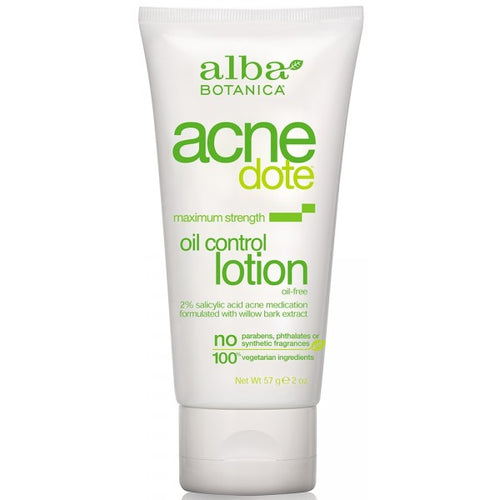 Alba Botanica-Acne Oil Control Lotion - The Cruelty Free Beauty Box