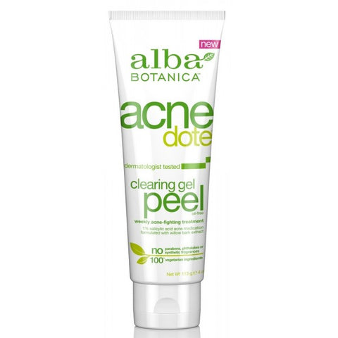 Alba Botanica-Hawaiian Pore Purifying Pineapple Enzyme Facial Cleanser