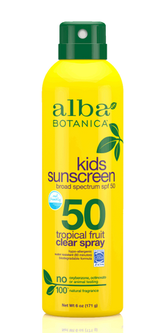 Alba Botanica-Hawaiian Aloe Vera Sunscreen | SPF30