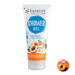 Benecos-Natural Shower Gel | Apricot & Elderflower - The Cruelty Free Beauty Box