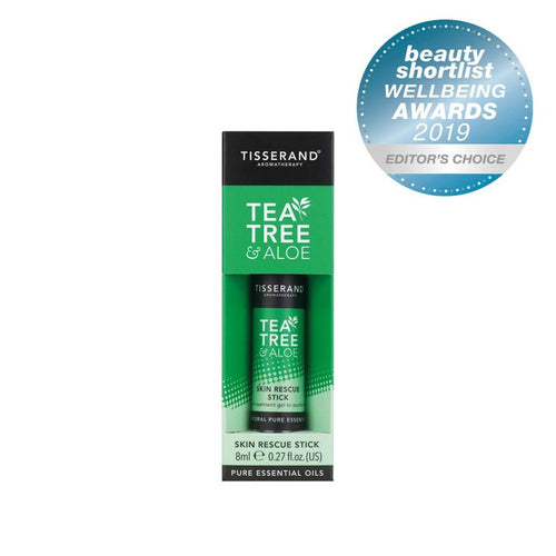 Tisserand Aromatherapy-Tea Tree & Aloe Skin Rescue Stick