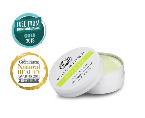 Bloomtown-Lip Balm 'Avo Mint' - The Cruelty Free Beauty Box