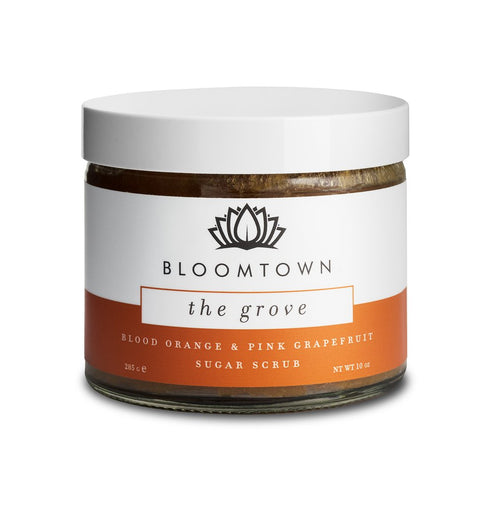 Bloomtown-Sugar Scrub 'The Grove' - The Cruelty Free Beauty Box