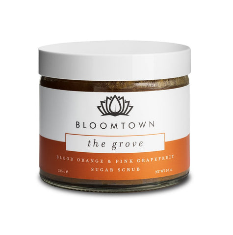 Bloomtown-Charcoal Mask | Tea Tree