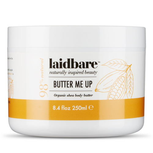 Laidbare-Butter Me Up Organic Body Butter