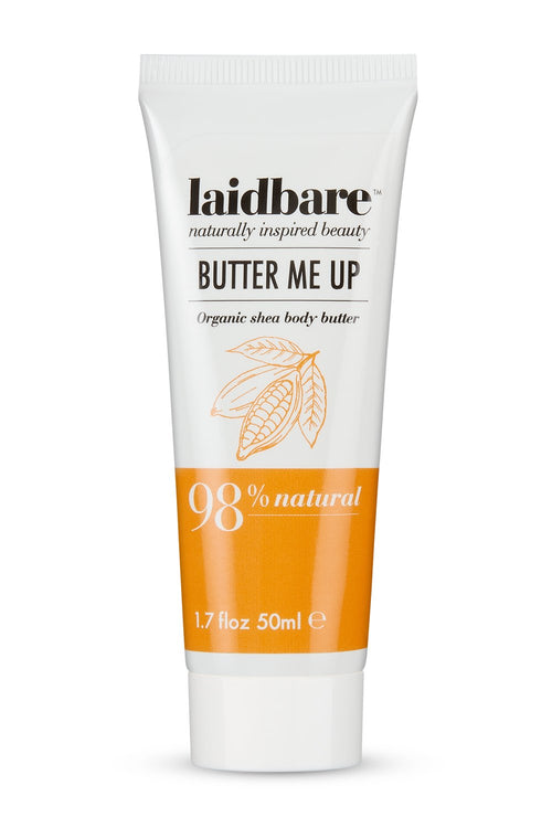 Laidbare-Butter Me Up Organic Body Butter 50ml