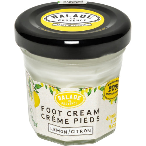 Balade En Provence - Foot Cream | Lemon