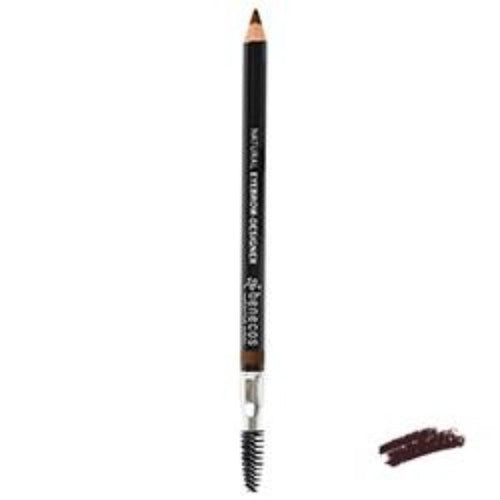 Benecos-Natural Eyebrow Pencil 'Brown' - The Cruelty Free Beauty Box