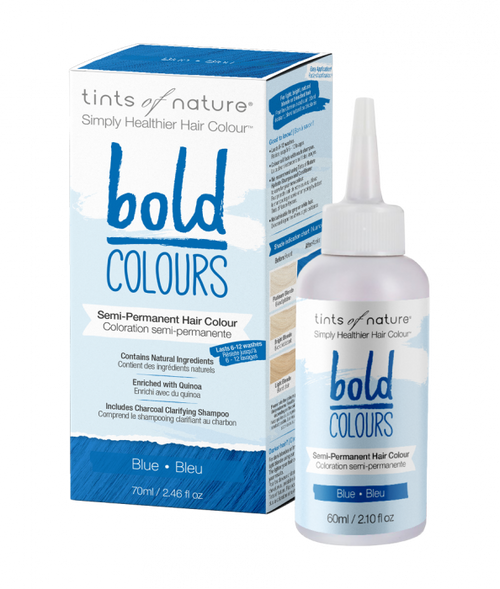 Tints of Nature-Bold Colours | Blue