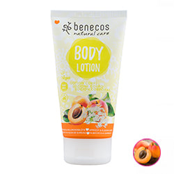 Benecos-Natural Body Lotion | Apricot & Elderflower - The Cruelty Free Beauty Box