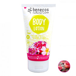 Benecos-Natural Body Lotion | Pomegranate & Rose - The Cruelty Free Beauty Box