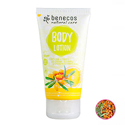 Benecos-Natural Body Lotion | Sea Buckthorn & Orange - The Cruelty Free Beauty Box