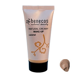 Benecos-Natural Liquid Foundation | Caramel - The Cruelty Free Beauty Box