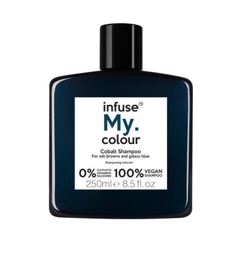 My.HairCare-Infuse My.Colour Shampoo | Cobalt - The Cruelty Free Beauty Box