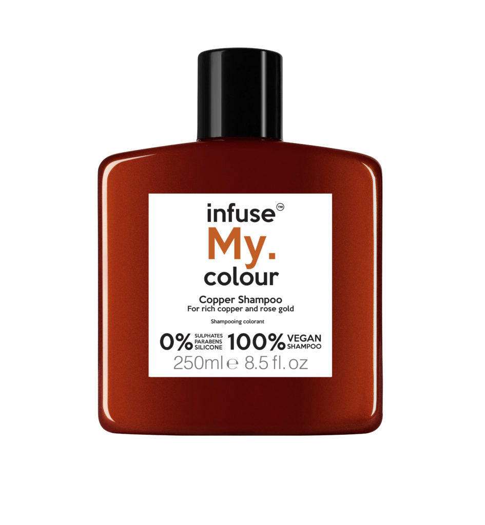 My.HairCare-Infuse My.Colour Shampoo | Copper - The Cruelty Free Beauty Box