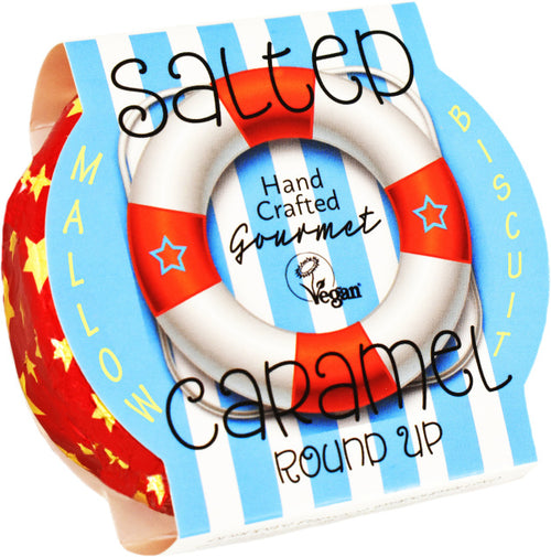 Ananda's - Round Up | Salted Caramel - The Cruelty Free Beauty Box