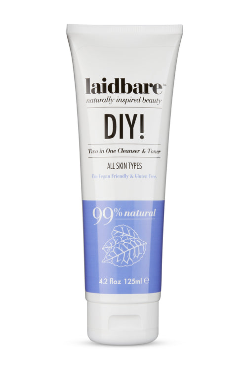 Laidbare-DIY! Two in One Cleanser & Toner