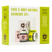 Lyonsleaf-100% Natural Body & Face Gift Set