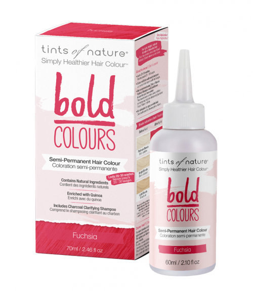 Tints of Nature-Bold Colours | Fuchsia