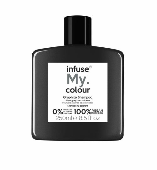 My.HairCare-Infuse My.Colour Shampoo | Graphite - The Cruelty Free Beauty Box