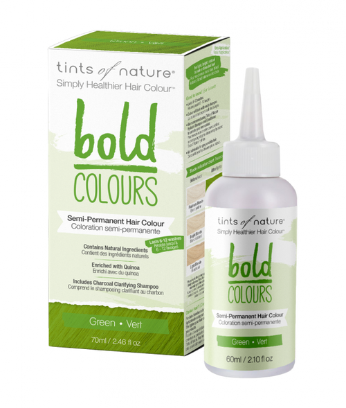 Tints of Nature-Bold Colours | Green