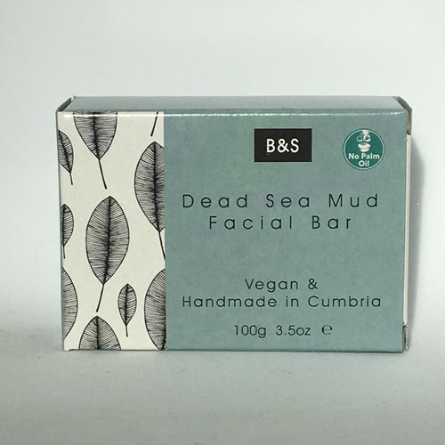 Bain & Savon-Dead Sea Clay Facial Bar