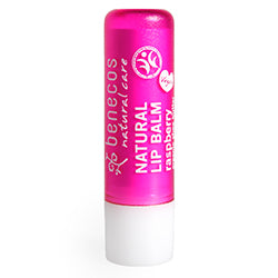 Benecos-Lip Balm | Raspberry - The Cruelty Free Beauty Box
