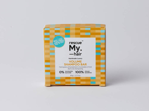 My.HairCare-Rescue My.Hair Shampoo Bar | Volume - The Cruelty Free Beauty Box