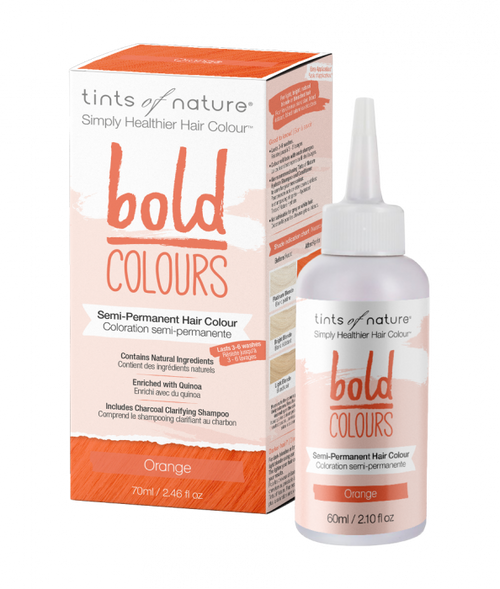 Tints of Nature-Bold Colours | Orange