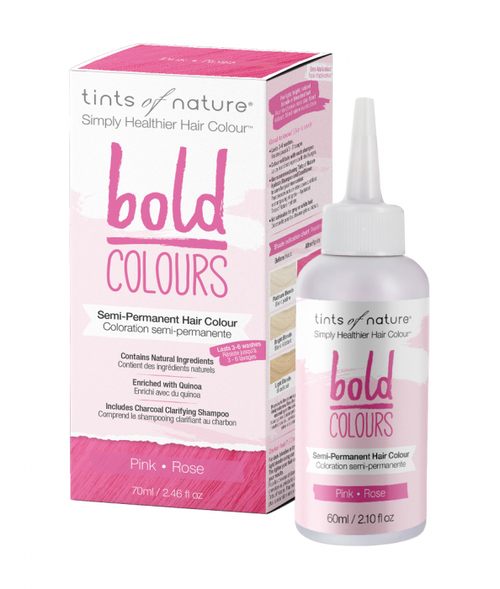 Tints of Nature-Bold Colours | Pink
