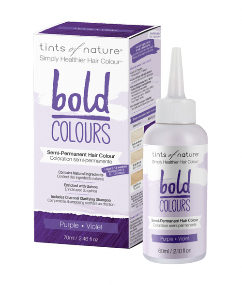 Tints of Nature-Bold Colours | Purple