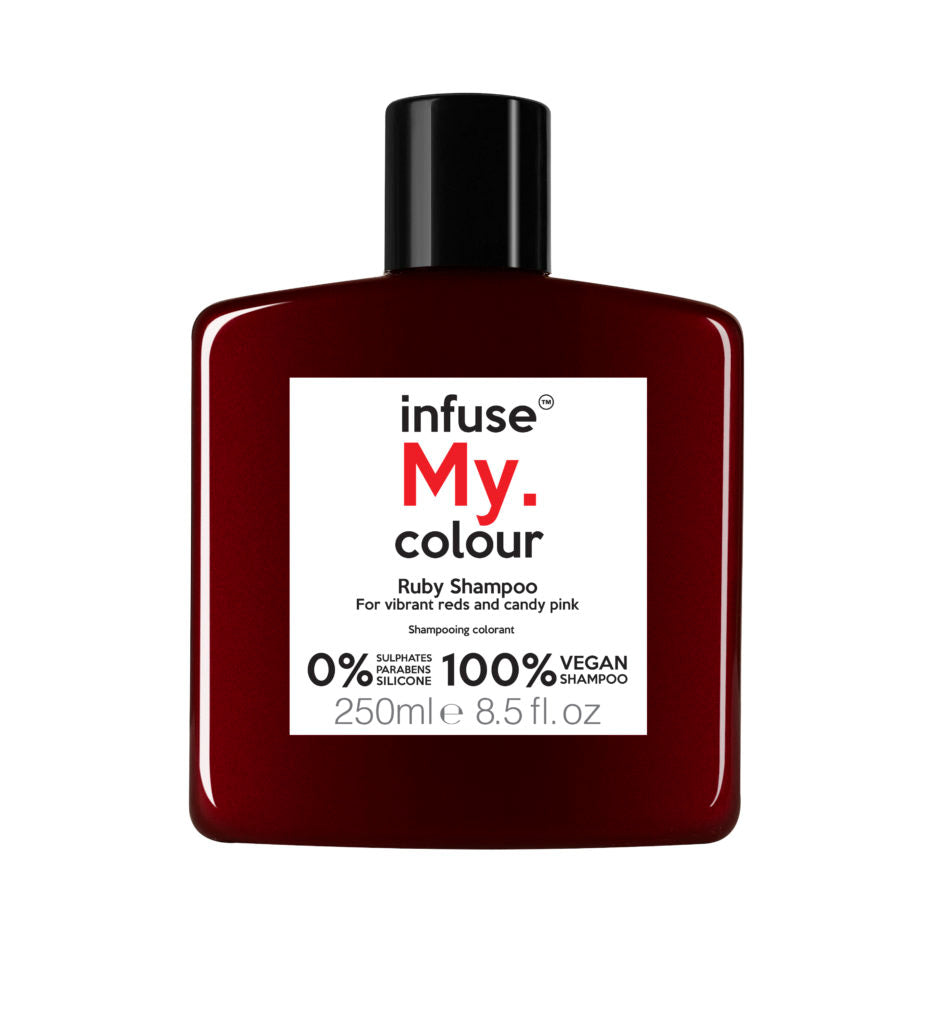 My.HairCare-Infuse My.Colour Shampoo | Ruby - The Cruelty Free Beauty Box