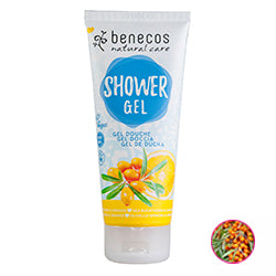 Benecos-Natural Shower Gel | Sea Buckthorn & Orange - The Cruelty Free Beauty Box