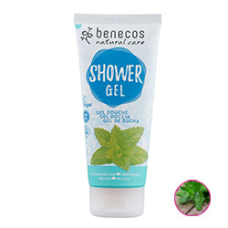 Benecos-Natural Shower Gel | Melissa - The Cruelty Free Beauty Box