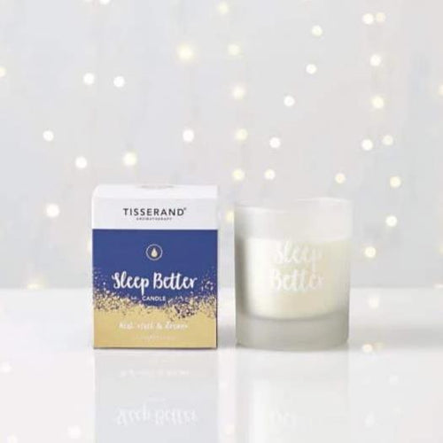 Tisserand Aromatherapy-Sleep Better Candle - The Cruelty Free Beauty Box