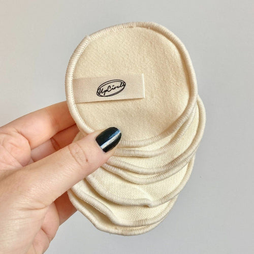 UpCircle-Hemp & Cotton Makeup Pads