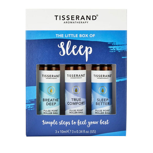 Tisserand Aromatherapy-The Little Box of Sleep - The Cruelty Free Beauty Box