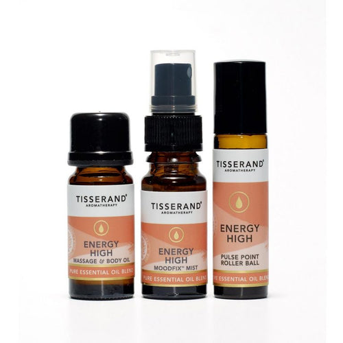 Tisserand Aromatherapy-3 Step Ritual To Energise - The Cruelty Free Beauty Box